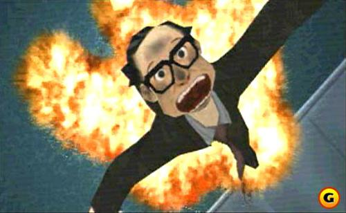 Incredible Crisis - Incredible Crisis http://www.gamespot.com/ps/puzzle/incrediblecrisis/index.html The Japanese and US video game markets have always been radically dissimilar. The rhythm games and dating sims that garner incredible popularity in Japan never see the light of day in the States, and with good reason. More often than not, these games hit a brick wall when they try for a US release, as there isn't enough of a US audience for them. There is, however, a small, passionate contingent of gamers in the US who have an appreciation for the quirky Japanese titles that don't usually stand a chance in the US game market. In a dramatic show of moxie, Titus has decided to bring Incredible Crisis, a title that is seemingly hand-tailored for this niche, to the US.