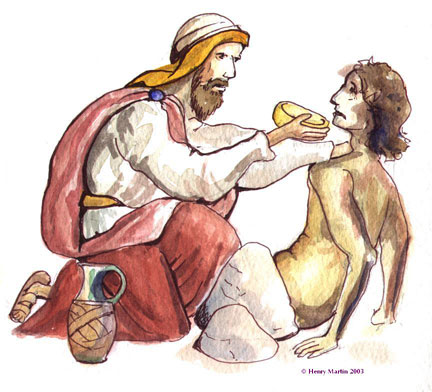 Good Samaritan - A good samaritan