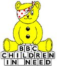 Pudsey Bear - From Children in Need
