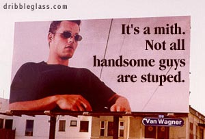 what makes you handsome and beautiful? - do you consider yourself handsome and beautiful?