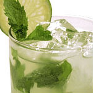mojito, rum mixed drink - Mojito: A cuban masterpiece with light rum, white sugar, mint and lime juice.  YUM, I love these things.