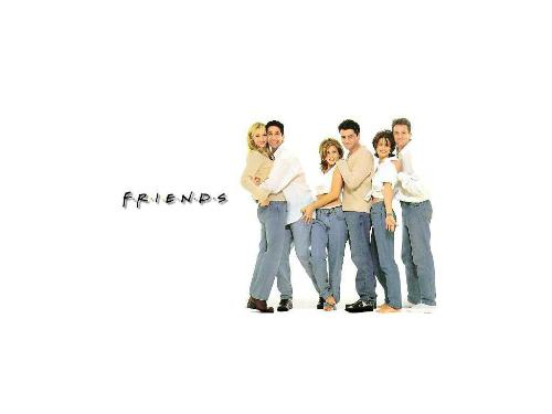 friends cast - friends