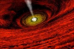 Blackhole - Black Hole--Reality of universes