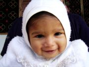 Baby first smile - Baby first smile usually occur 4 - 6 week after birth