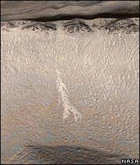Mars - Gutters on Mars