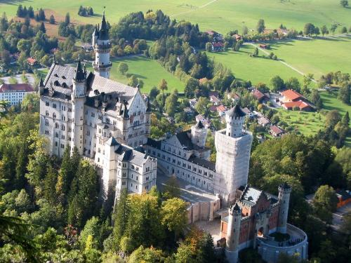 Neuschwanstein - The Castle that inspired Walt Disney