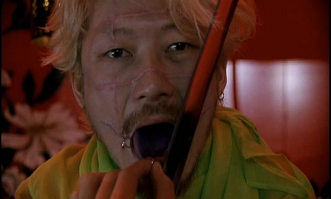 ichi the killer - Ichi the Killer (2001) (also Koroshiya Ichi) is a