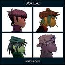 Gorillaz - DEMON DAYS ALBUM BY GORILLAZ