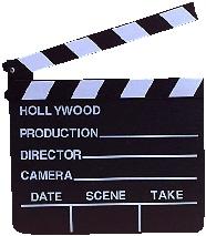 movies - clip art