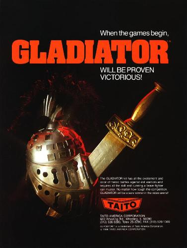 "When The Game Begins Gladiator Will Be Victorious. - This  is  poster of Gladiator which  shows the sword.of the hero with quote that ""When The Game Begins Gladiator Will Be Victorious."""