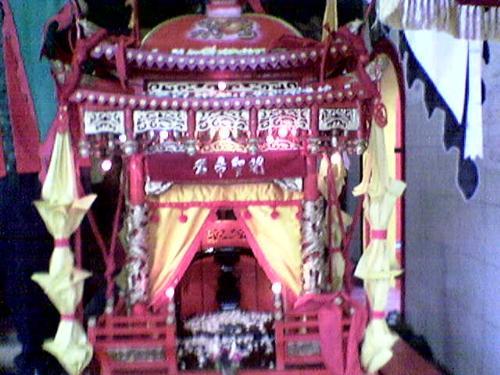 """""""Joli"""" from Ban Eng Bio temple - pic taken 2005 at Ban eng bio temple"""