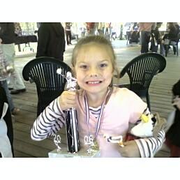 my daughter - my daughter Chloe