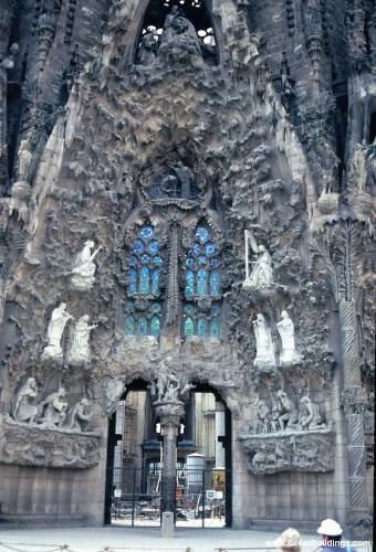 Sagrada Familia Church, Barcelona,spain, Antanio G - Sagrada Familia Church, Barcelona,spain, Antanio Gaudi, Architect, Modern Architecture,