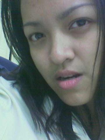 vulnerable - Look at me! I look sad, don't I?