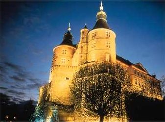 castel of montbeliard - this is the castel of montbéliard the town where i live.