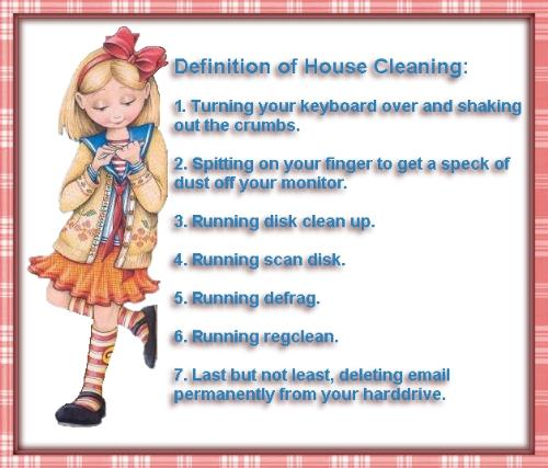 House Cleaning Rules Rules For House Cleaning Mylot