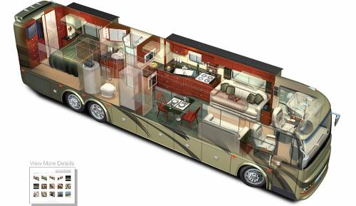 house on wheels - check out this bus