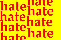 hate - here are my answers 1.YES ALWAYS. 2.NOT UNTIL NOW 3.cheaters!