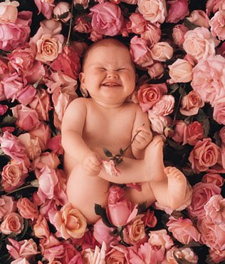 baby - See this kid & think are you happy like this kid. So Life is hapiness, Keep smiling