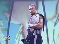 HHH - i love HHH. He is cool & strong. He is the real fighter. what you say