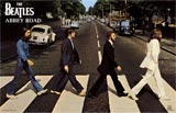 the beatles - cover page of the album