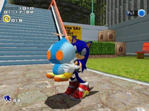 S.A. DX - Sonic Adventure 2