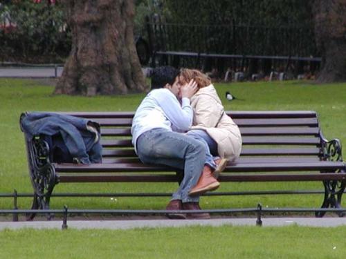 kiss - hmmmnn... yum-yum!