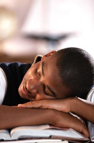 sleeping - sleeping