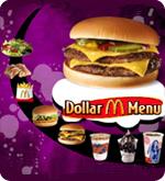 Dollar Menus - ROCK