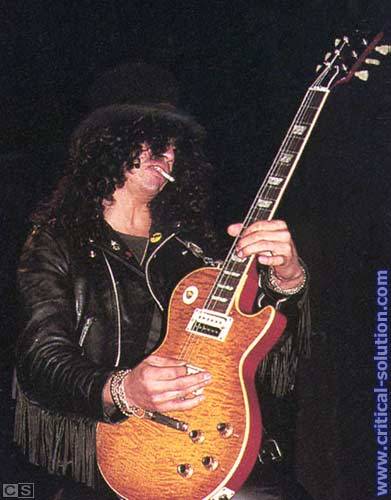 cool slash - How according to you about Former the guitarist the Band Guns and roses this