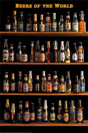 alchohol - Beers of the world