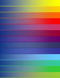 Colours - all colours!