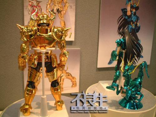 Saint Seiya action figures - Saint Seiya action figures
