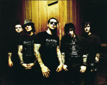 Avenged Sevenfold - From Outside not like a lot, but compensates it with their fantastic music