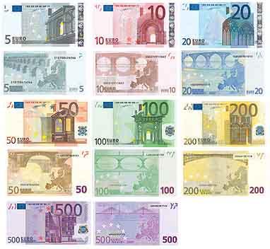 do the euro money look like a monopoly money mylot. Black Bedroom Furniture Sets. Home Design Ideas