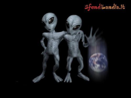 aliens - aliens
