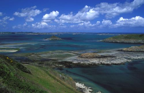 do you like the landscape ? - If you like beach, for the landscape, Bretagne is the best place !