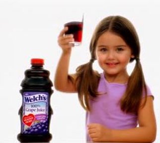 Welch's grape juice kids - Is the juice good or are the kids just cute?