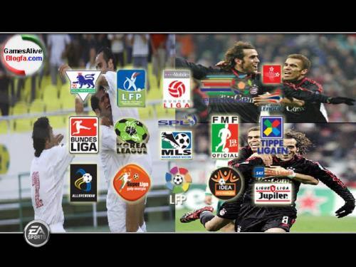 League Logos - League Logos
