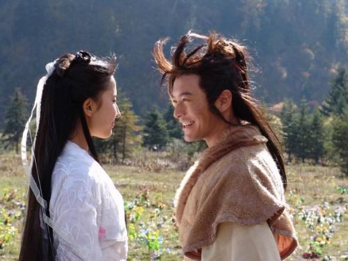i like them - i like this movie The LOVE of the condor hero
