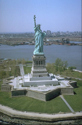 Statue of Liberty - Statue of Liberty