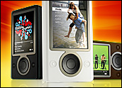 Favourite Ipod Nano or Microsoft Zune ? - At electronics retailers, iPods and iPod accessories have become so popular and diverse, they now warrant their own specially designated section of the stores. But they might have to scooch over a bit this holiday season as Microsoft releases its highly anticipated competitor -- Zune.