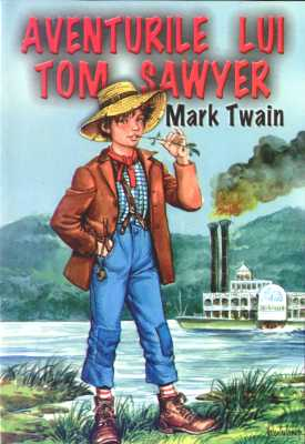 Tom Sawyer and Huckleberry