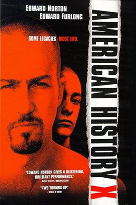 Poster  - The american history X poster