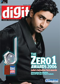 Digit Magazine - December 2006 issue of Digit