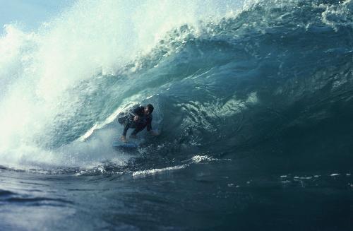 wave - big wave