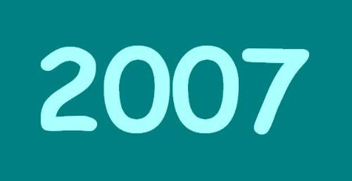2007 - 2007