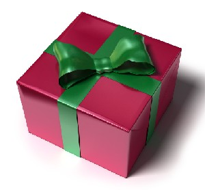 Present - Presents for Christmas !