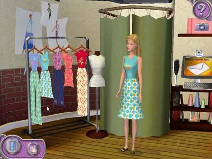 Elsa vs Barbie Fashion Show - Play The 23
