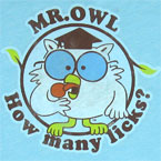 Mr. Owl - Tootsie Roll Tootsie Pop